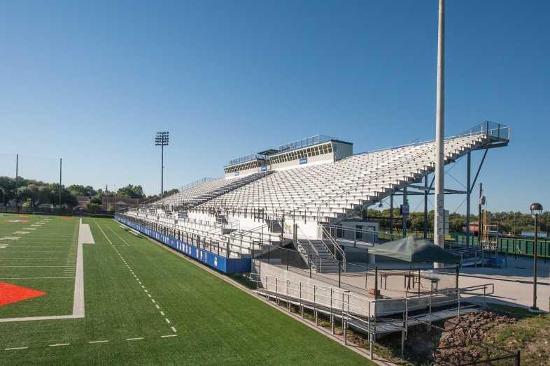 Houston Baptist University Football Bleachers - 6