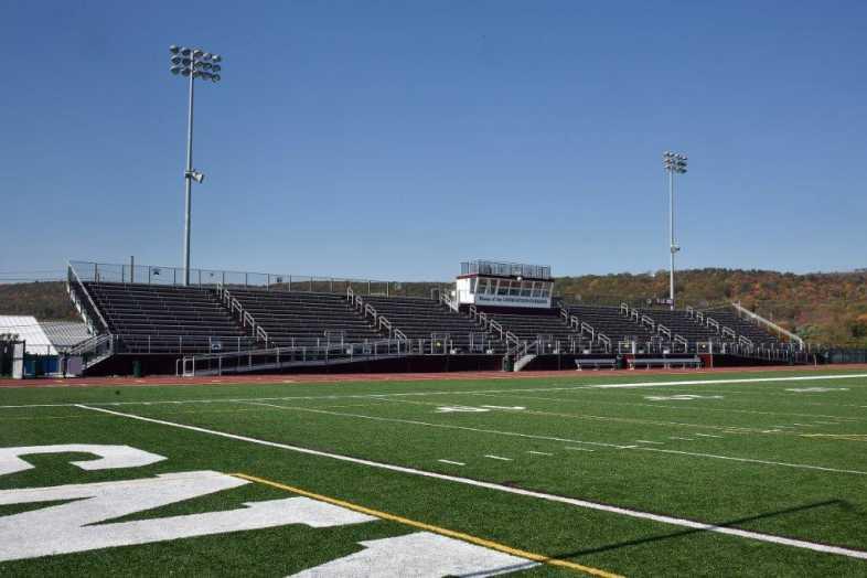 Lehighton Area School District - Football Field - Built by Southern Bleacher - 3