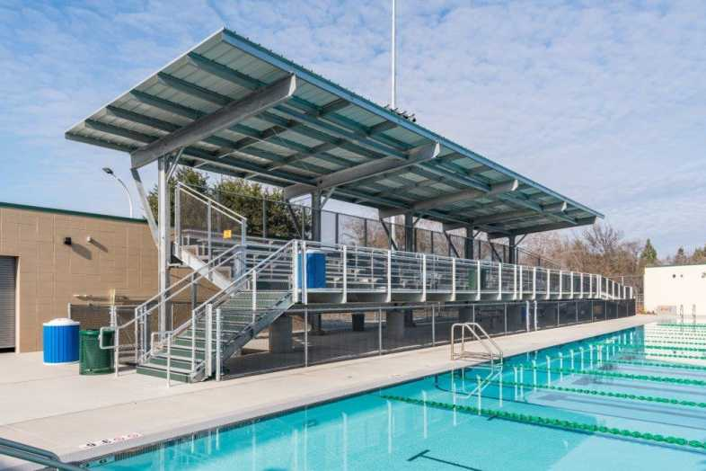 FRESNO UNIFIED SCHOOL DISTRICT - Hoover Aquatic Center - 6