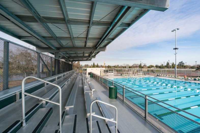 FRESNO UNIFIED SCHOOL DISTRICT - Hoover Aquatic Center - 8