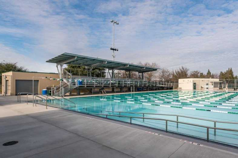 FRESNO UNIFIED SCHOOL DISTRICT - Hoover Aquatic Center - 9