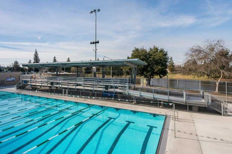 FRESNO UNIFIED SCHOOL DISTRICT - Hoover Aquatic Center - 2