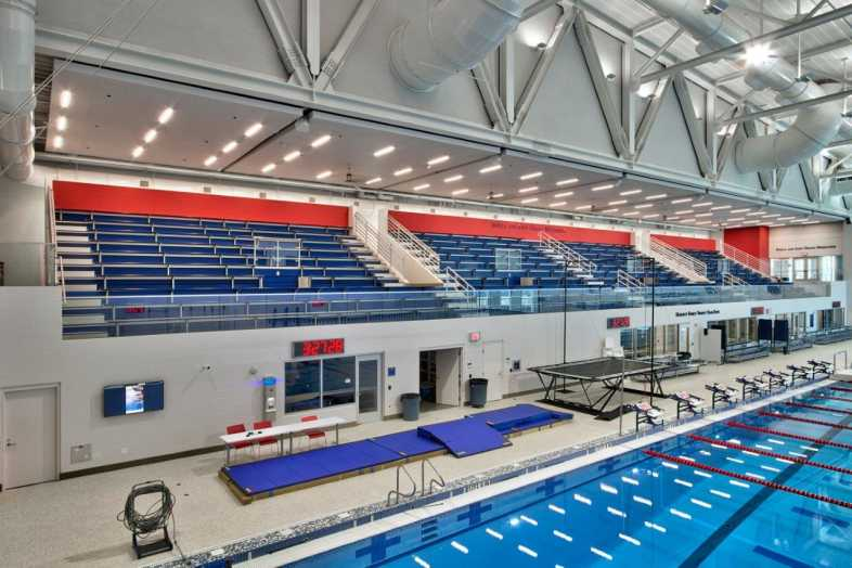 SMU SWIMMING - 2