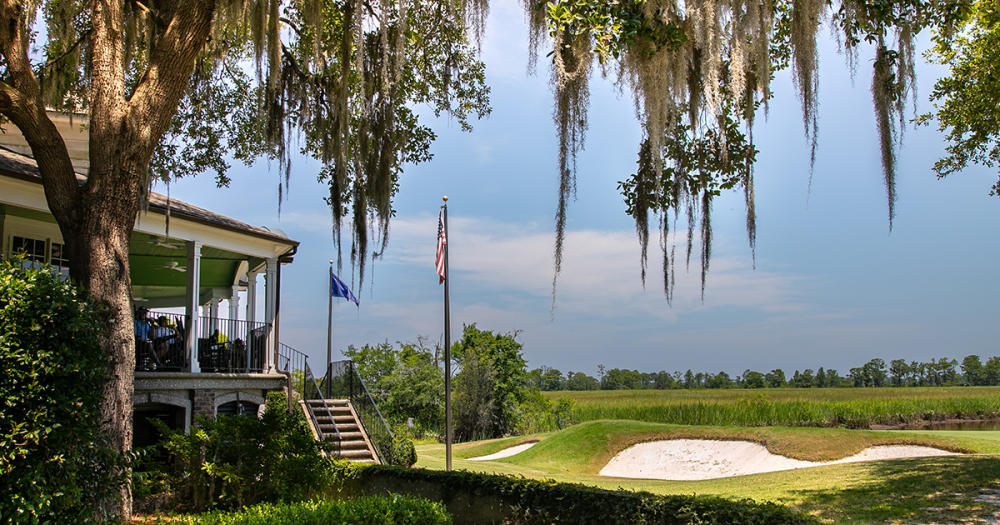 Caledonia Golf & Fish Club in Pawleys Island