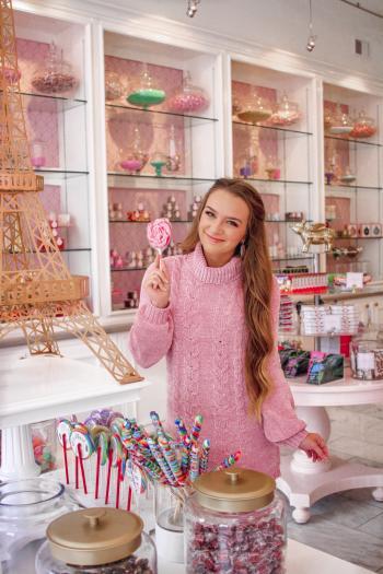 Talia Ramsey - Bijou Confectionary Shop
