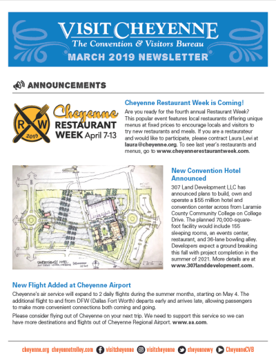 march 2019 Newsletter thumb
