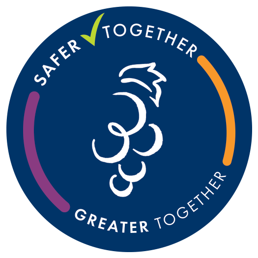 Safer Together, Greater Together
