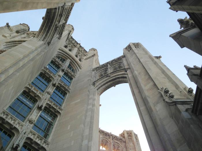 The Crown at Tribune Tower Chicago