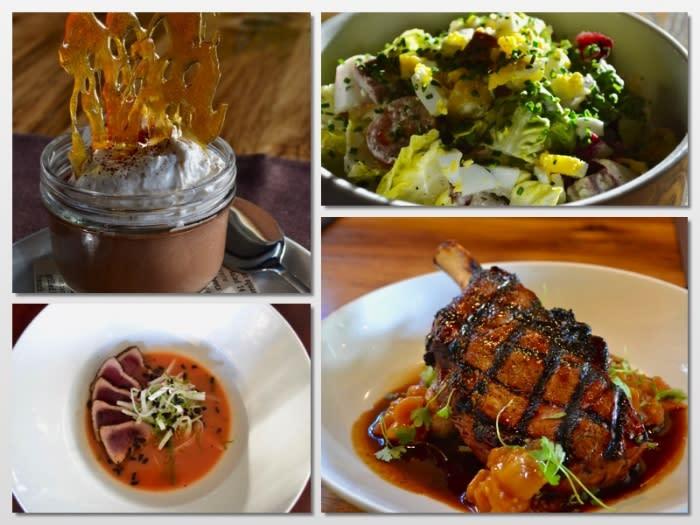 Food at Juliette Kitchen in Newport Beach