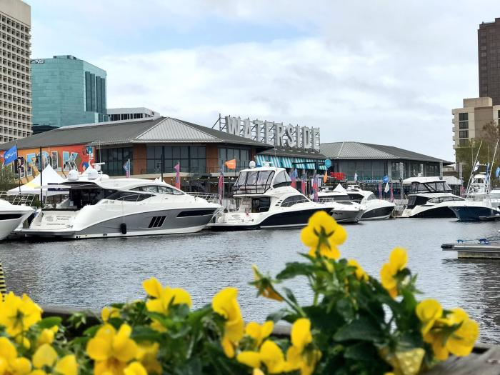 in-water boat show - festival article