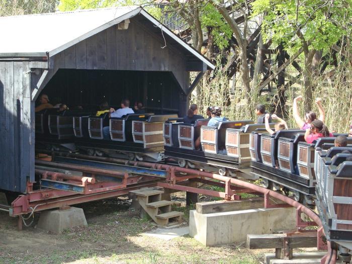 SFOT Mine Train