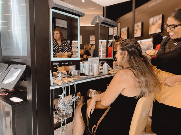 Sephora Irvine Spectrum Dry Bar Styling