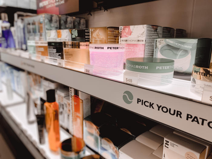 Sephora Irvine Spectrum Tester Skincare