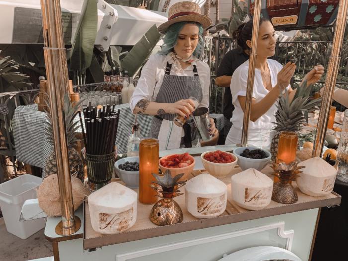 Habana Irvine Mojito Mondays Bartender
