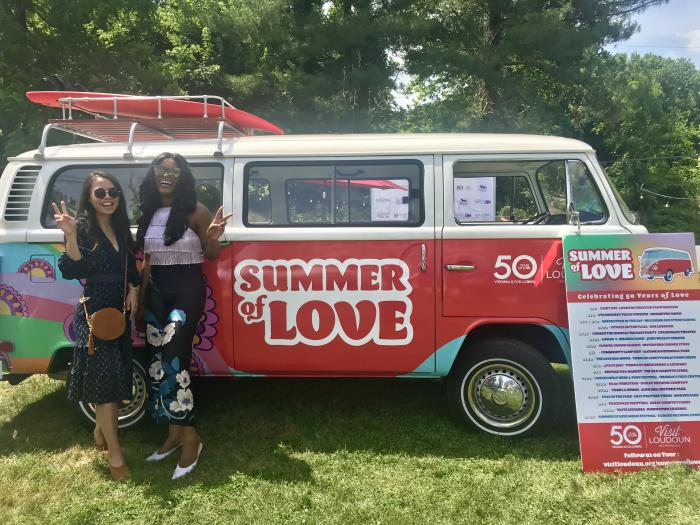 summer of love van and bella