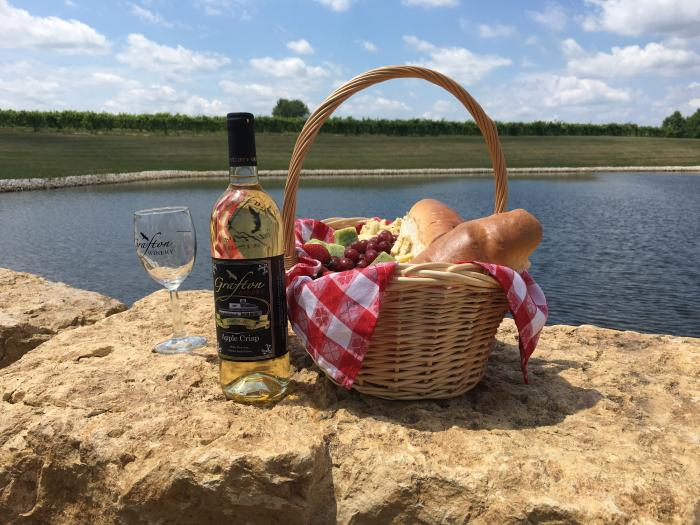Great Rivers and Routes picnic