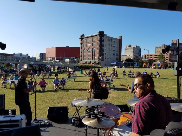 Music at Davis Park
