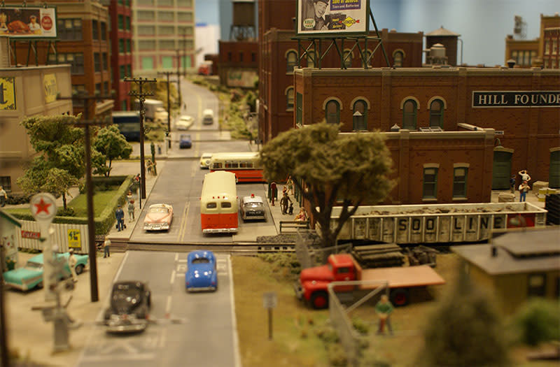 Lansing Model Railroad Club