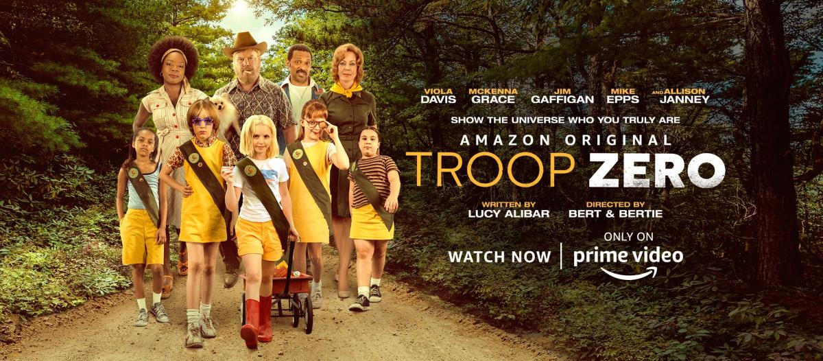 Troop Zero Film | Blog Use Only