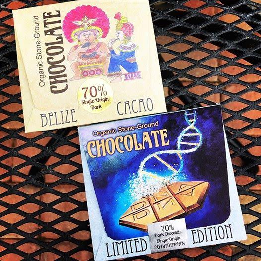 DNA Chocolate - Chocolate Bars