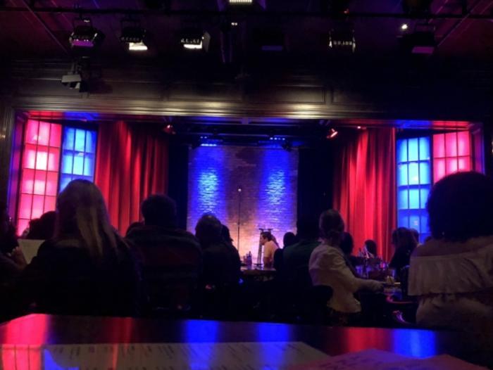 Show at Irvine Improv