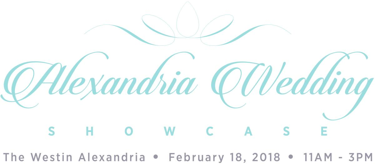 Alexandria Wedding Showcase Logo