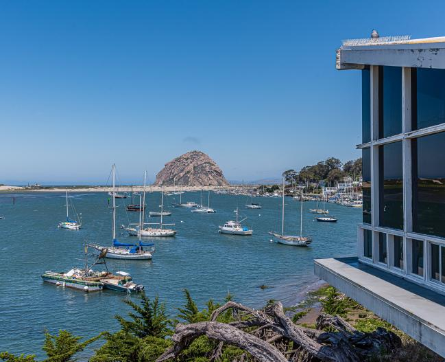 Inn at Morro Bay and Morro Rock