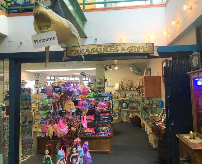 Coastal Treasures & Gifts Interior