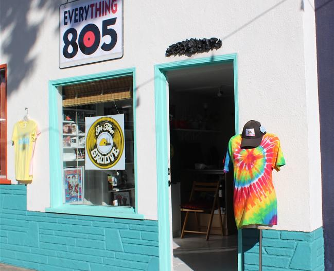 Everything 805 Storefront