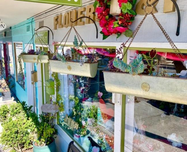 Harbor Floral storefront