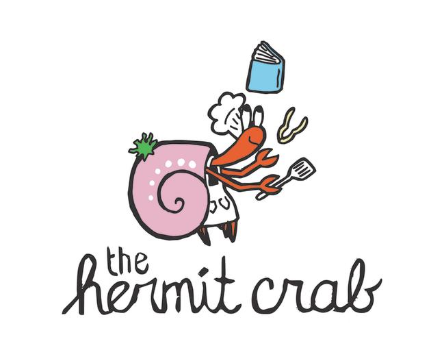 Hermit Crab Graphic