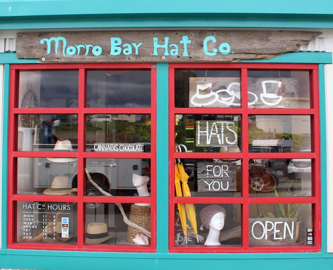 Morro Bay Hat Co Storefront