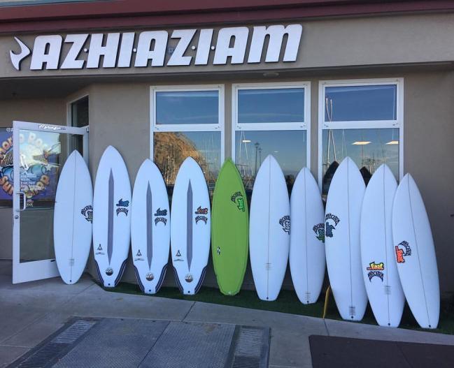 MB Surf Shop exterior