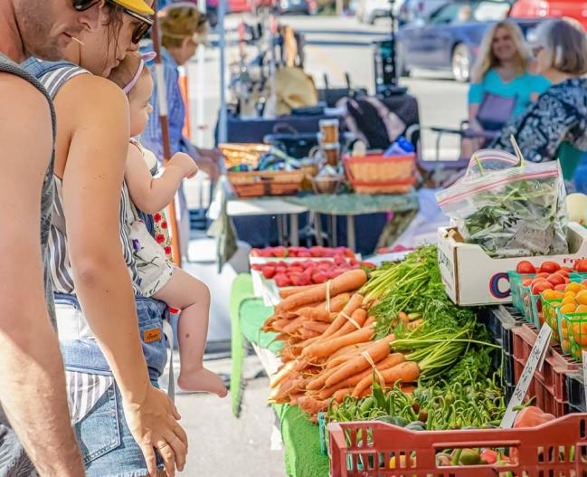 Danna Farmers Market