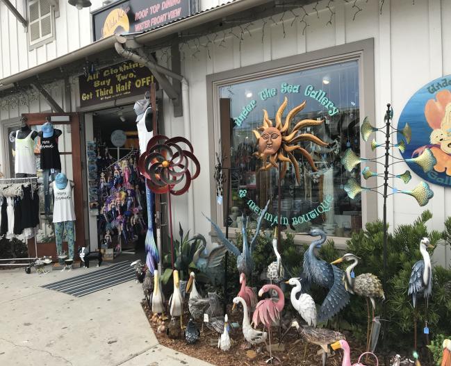 Mermaid Boutique Exterior