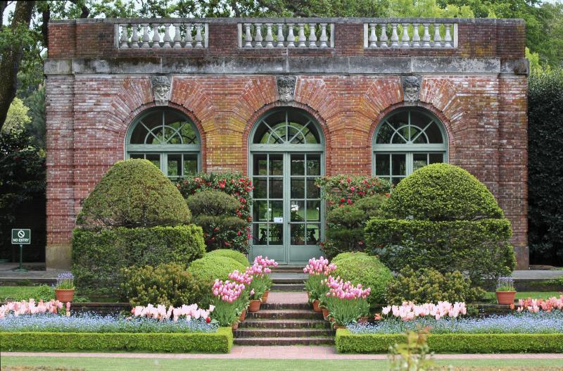 Filoli Garden House