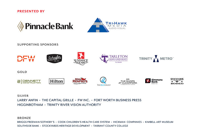 2019 Annual Sponsors