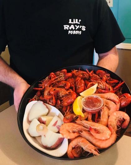 Lil' Rays Poboys & Seafood