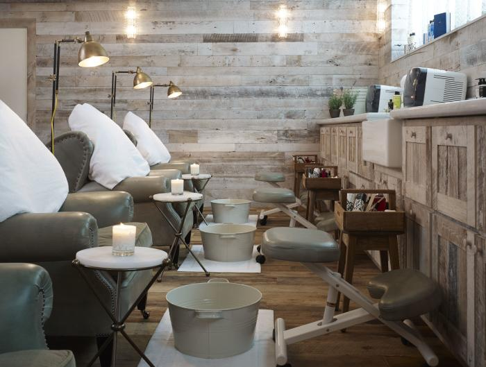 Cowshed spa at Soho House Chicago