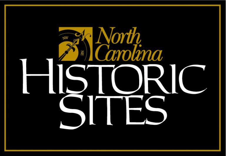 NC Historic Sites Logo, Raleigh, NC.