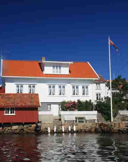 Loshavn und Eikvåg