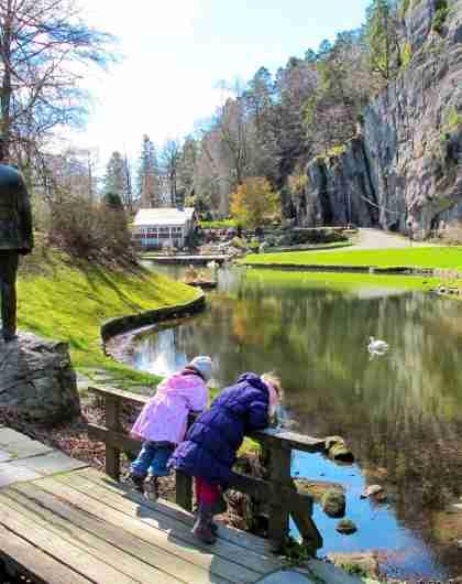 Ravnedalen Naturpark