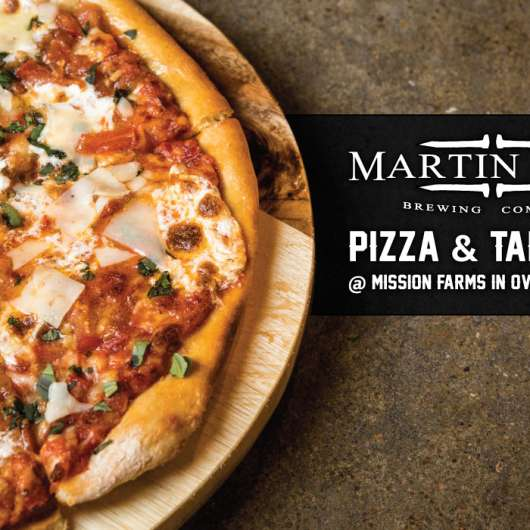 Martin City Brewing Company Pizza and Taproom