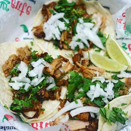 La Fuente Mexican Street Food