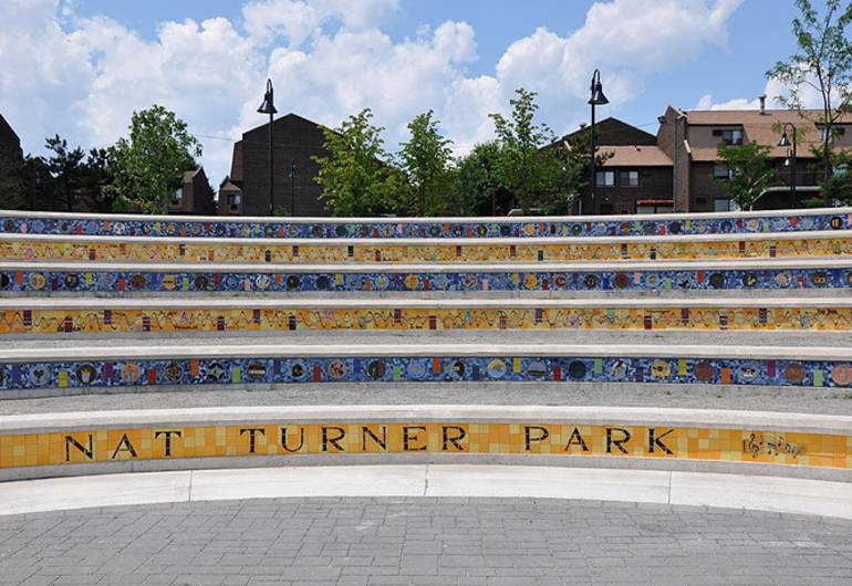 Nat Turner Park
