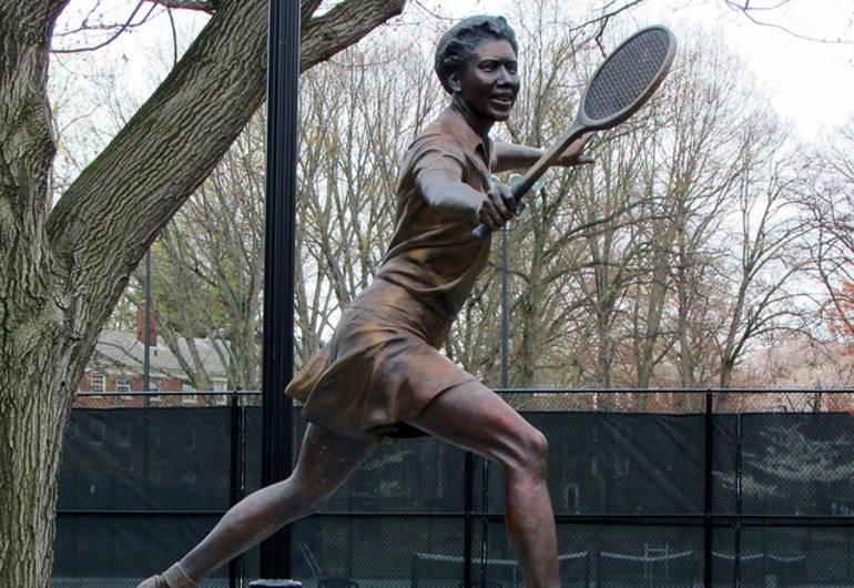 Althea Gibson Tennis Courts
