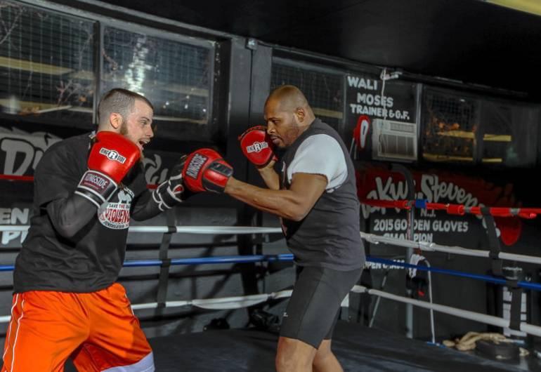 Boylan Street Boxing Gym