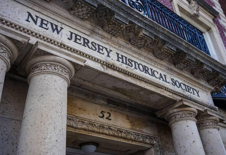 New Jersey Historical Society - exterior