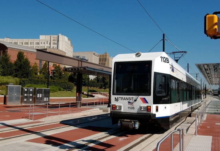 NJ Transit Lightrail