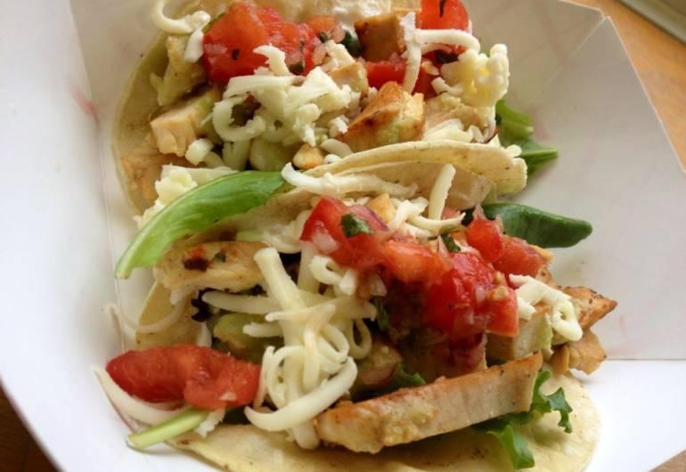 Mexi-flip-food truck